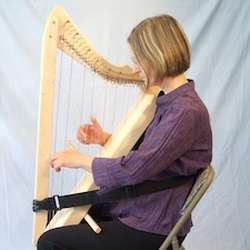 Picture of Alison playing Maple Fullsicle