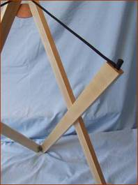 Picture of folding stand