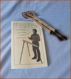 Picture of owner's guidebook and double-side hammers